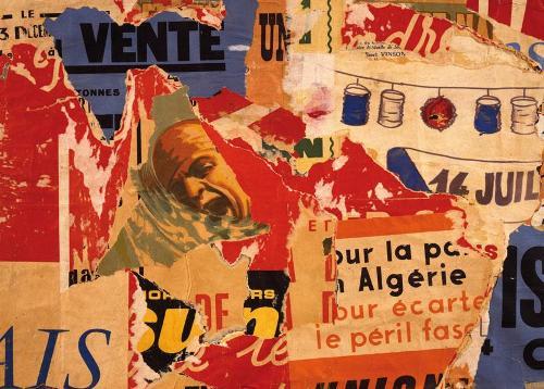 affiche paris algérie