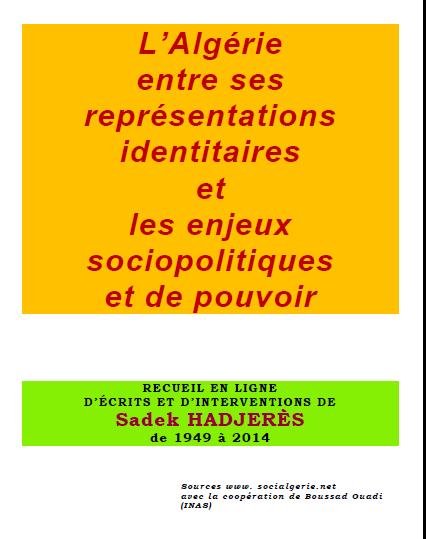 Algérie et ses enjeux politiques en France