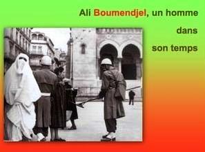 Ali Boumendjel  un homme dans son temps