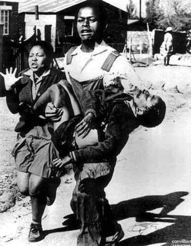 Soweto 16 Juin 1976
