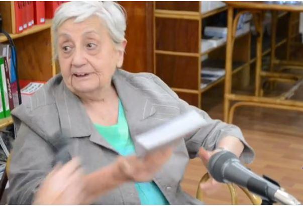 Eveline Lavalette, moudjahida - El Watan Week End - juin 2013