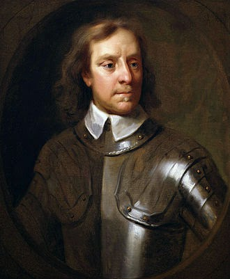 Oliver Cromwell, promoteur historique de l'alliance judéo-anglo-saxonne