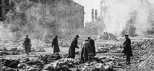 Dresde (1945)