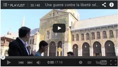 (Reportage d'août 2012 sur le fanatisme religieux de la prétendue « opposition démocratique »)
